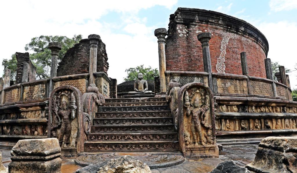 Vatadage, Polonnaruwa