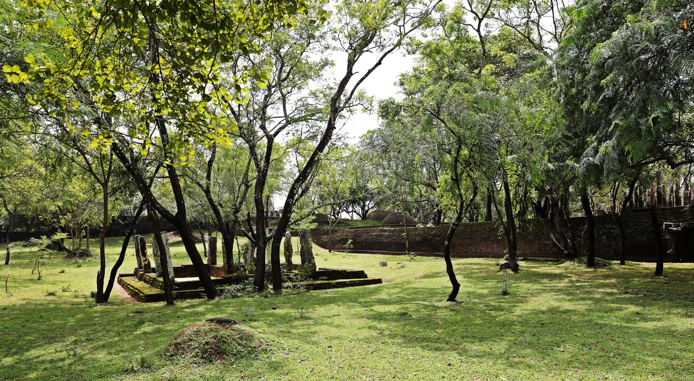 Alahana Pirivena Monastery, Polonnaruwa