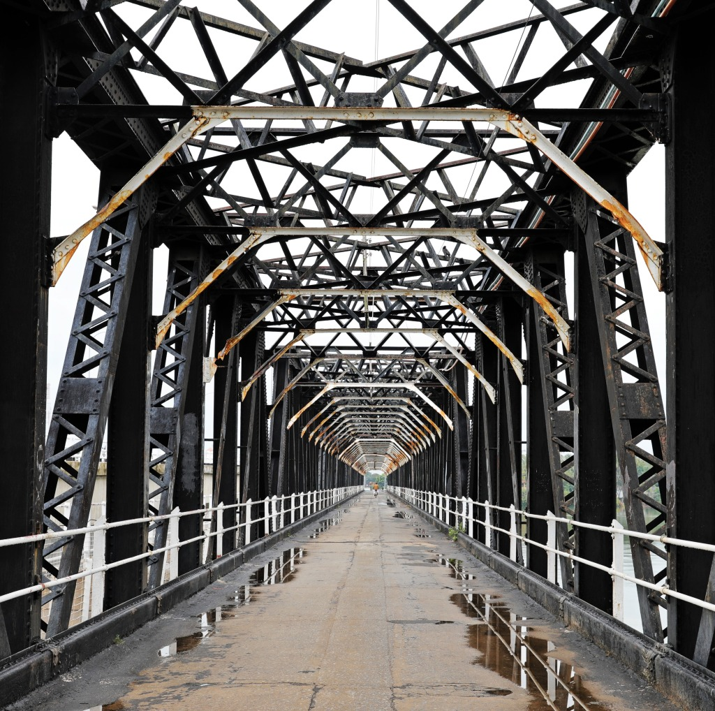 Old Kallady Bridge, Batticaloa
