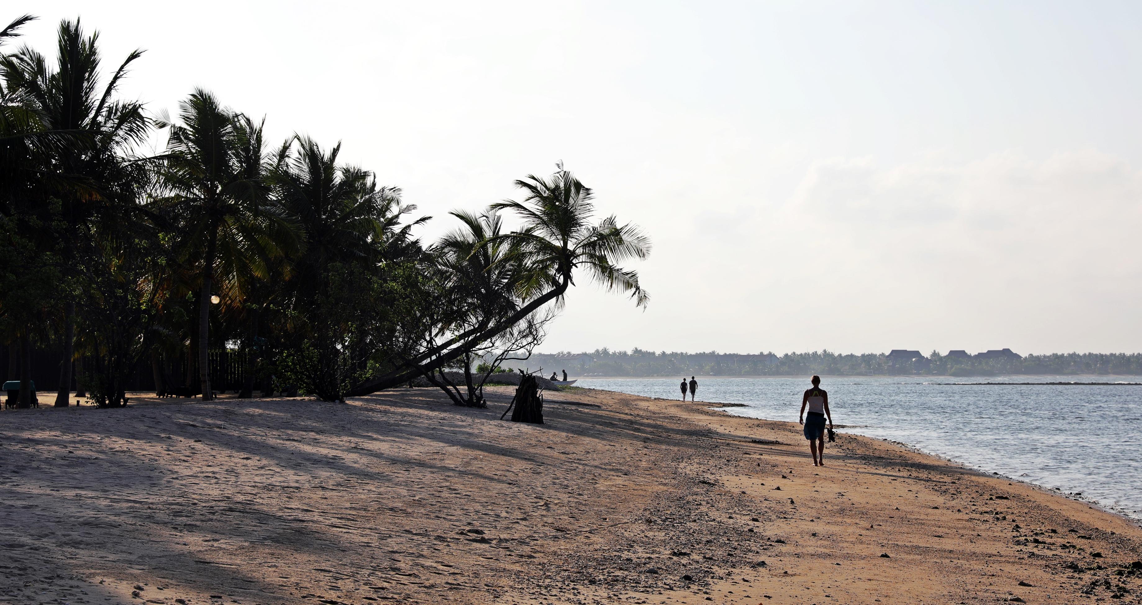 Pasikudah beach, Sri Lanka