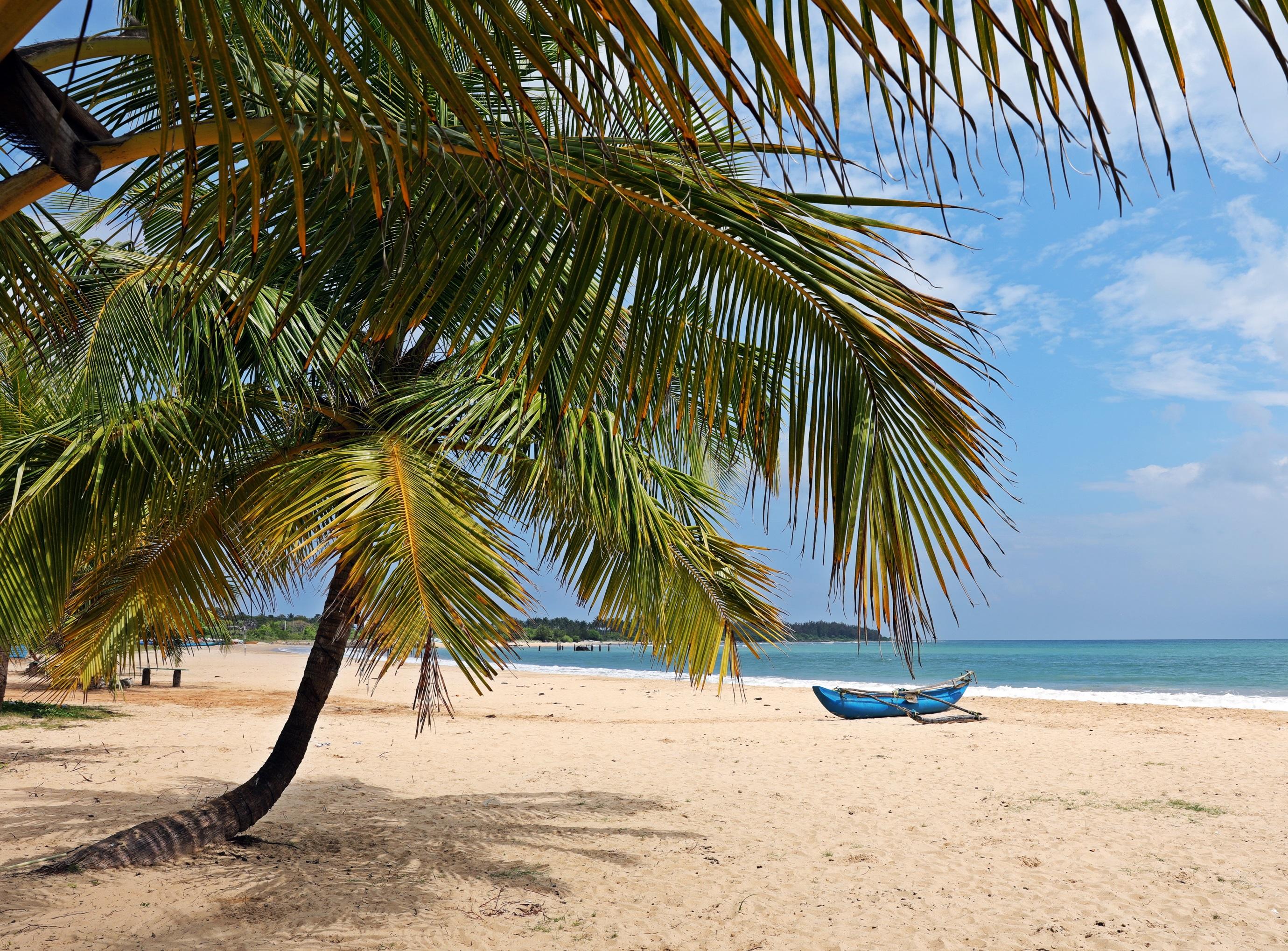 Kalkudah beach, Sri Lanka
