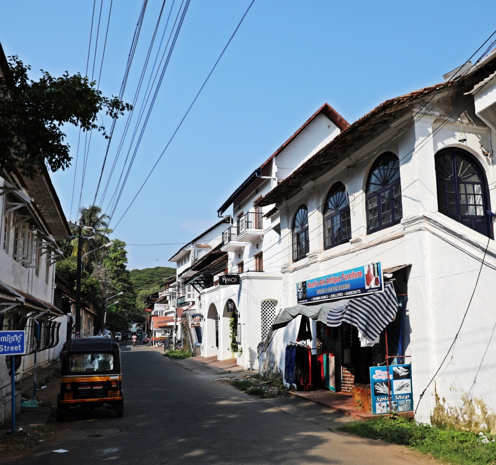 Old Town, Kochi