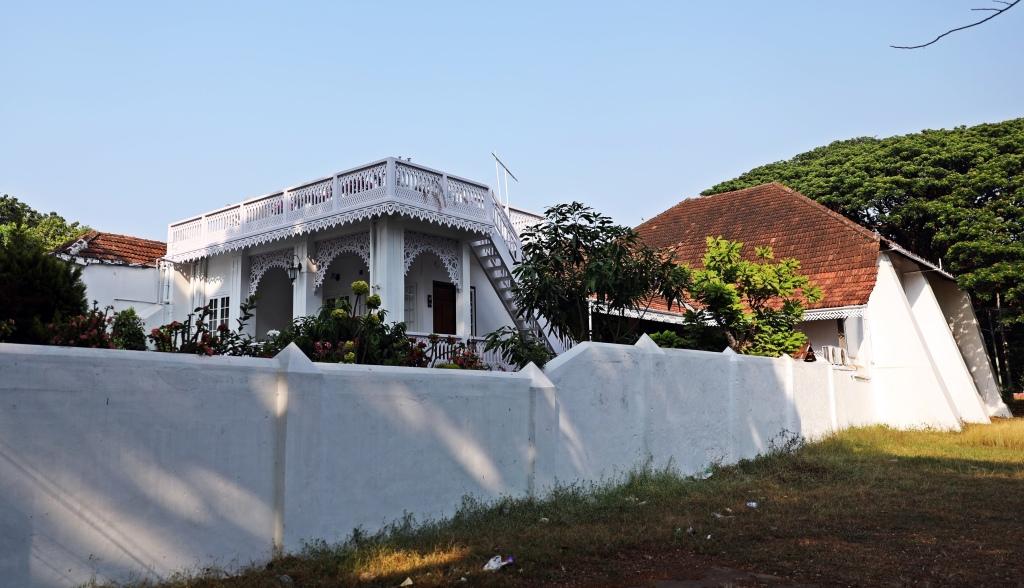 Colonial house, Kochi