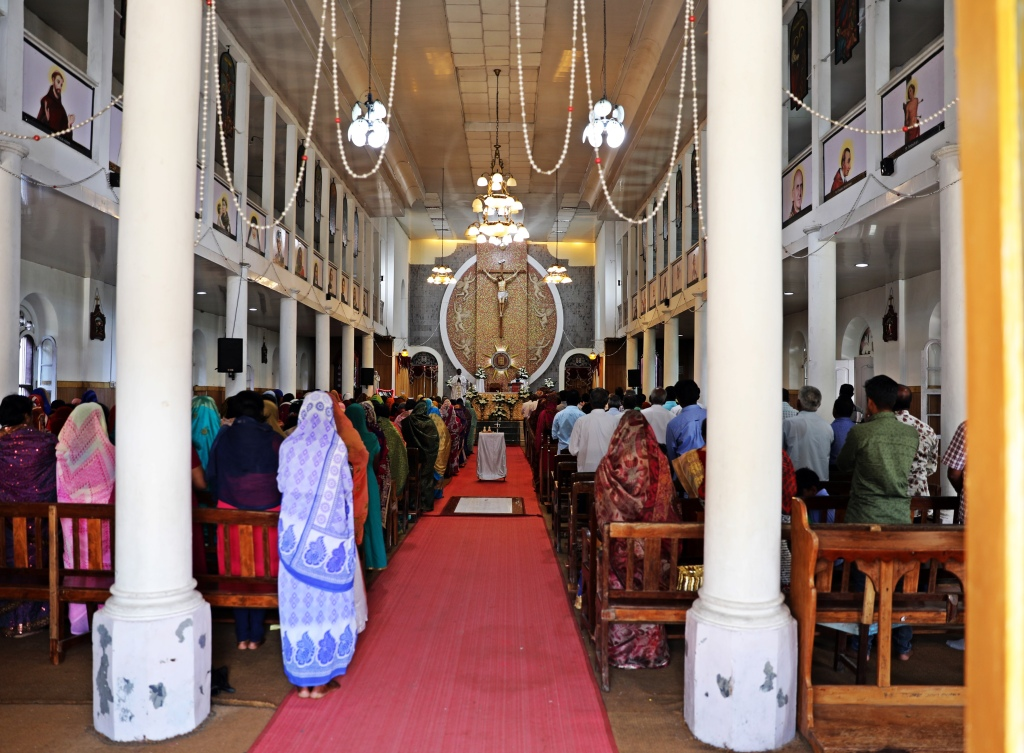 Catholic Church, Munnar