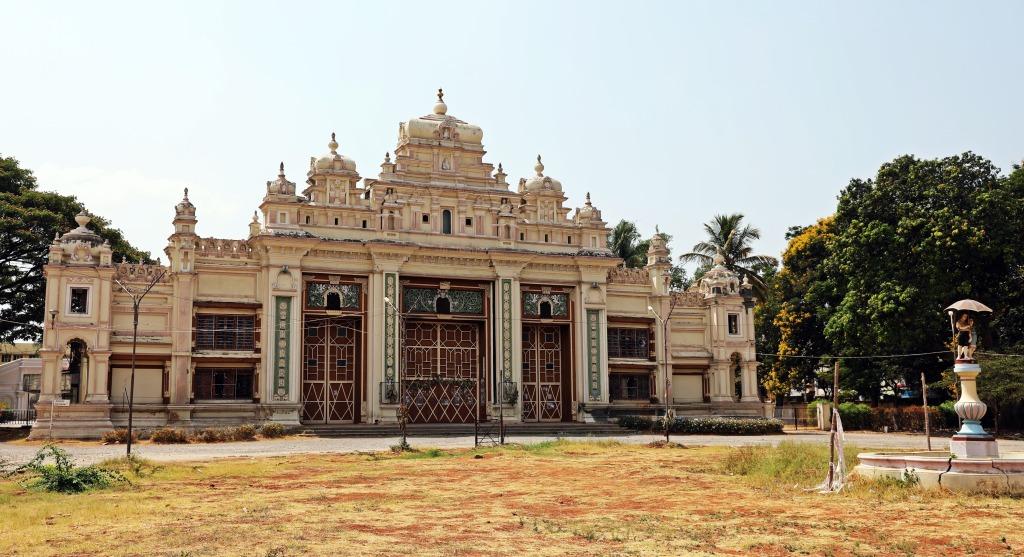 Jagan Mohan Palace, Mysore