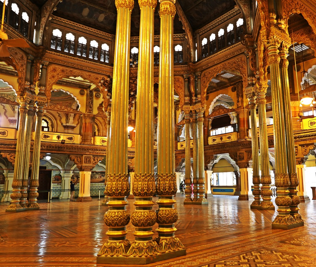 Marriage Pavilion, Mysore Palace