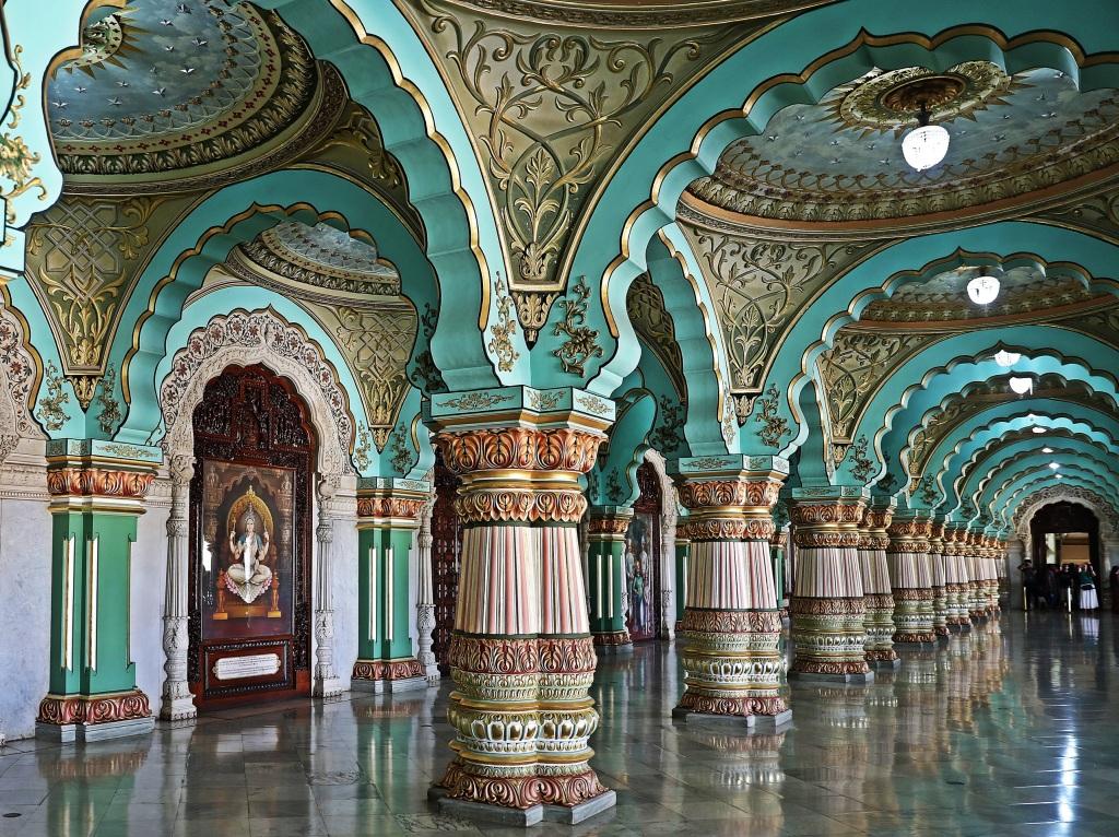 Public Durbar Hall, Mysore Palace