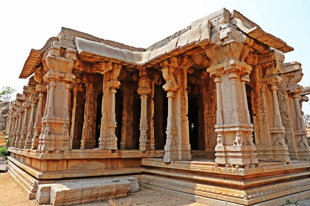 Achyutaraya Temple, Hampi