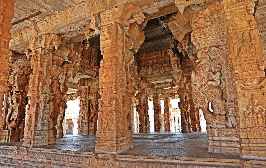 Pavilion, Vittala Temple, Hampi
