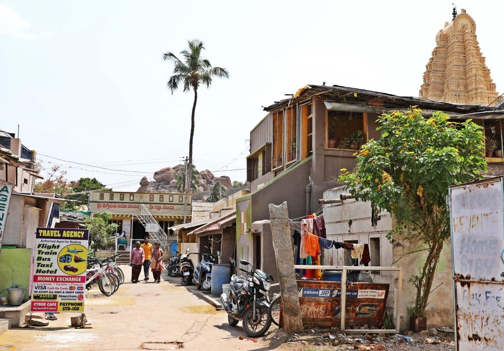 Street in Hampi