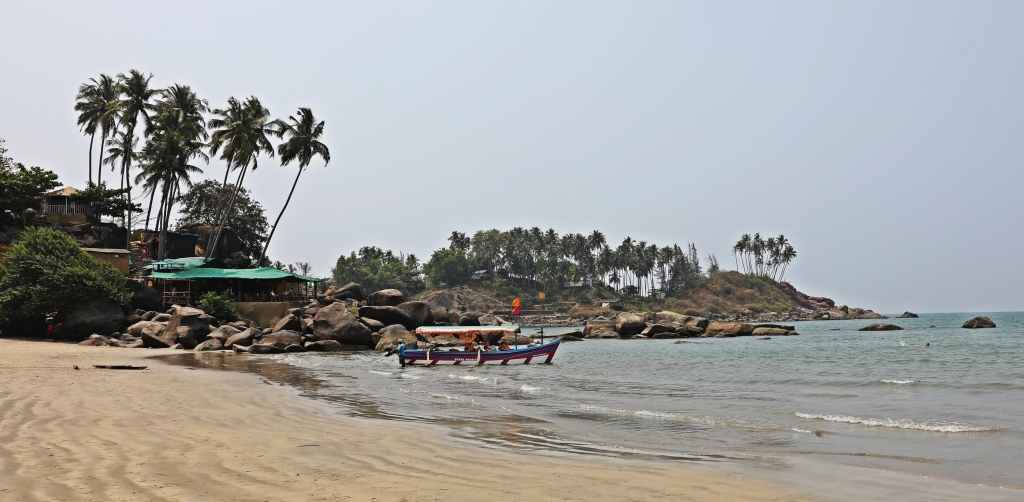 Palolem Beach,Goa