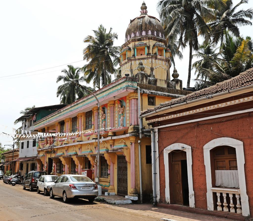 Shri Mahalaxmi Sanshtan Temple, Panaji, Goa