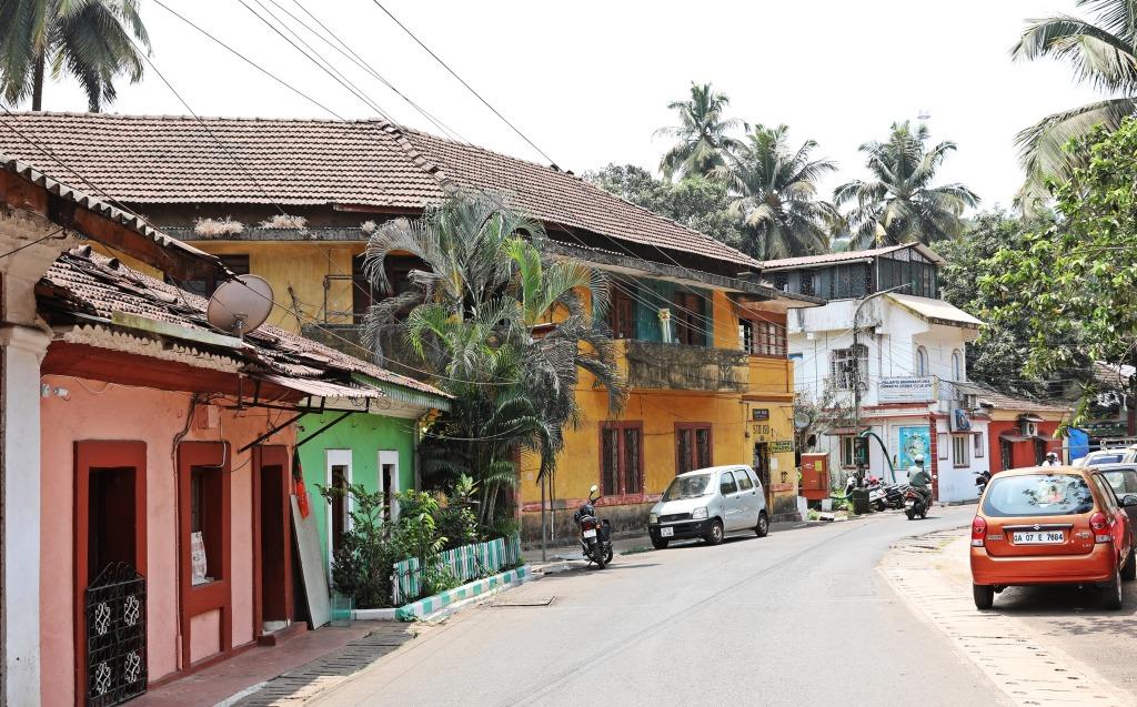Portuguese architecture,, Panaji, Goa