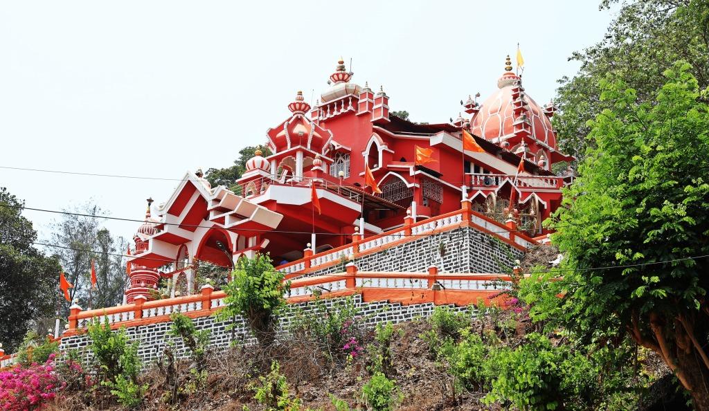 Maruti Temple, Panaji, Goa