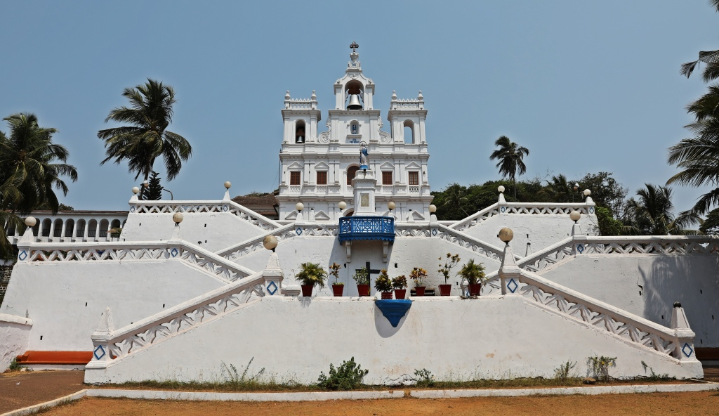 Church of Our Lady of Immaculate Conception, Panaji, Goa