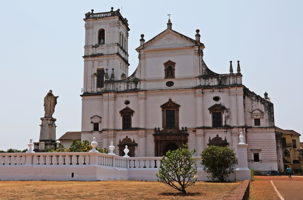 Sé Cathedral, Old Goa