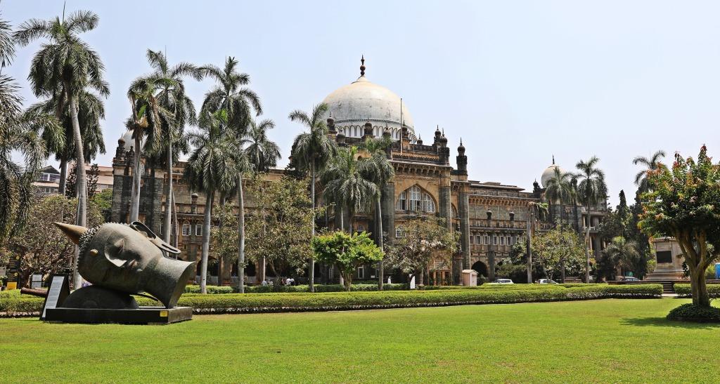 Chhatrapati Shivaj Maharaj Vastu Snagrathalaya. Mumbai