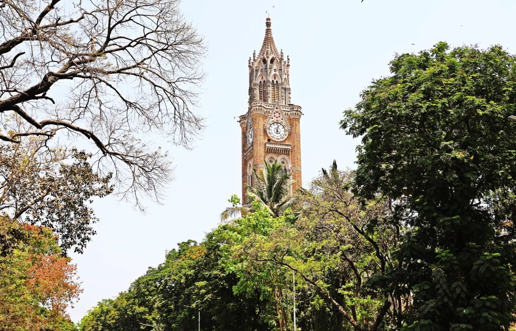 Rajabai clock tower. Mumbai