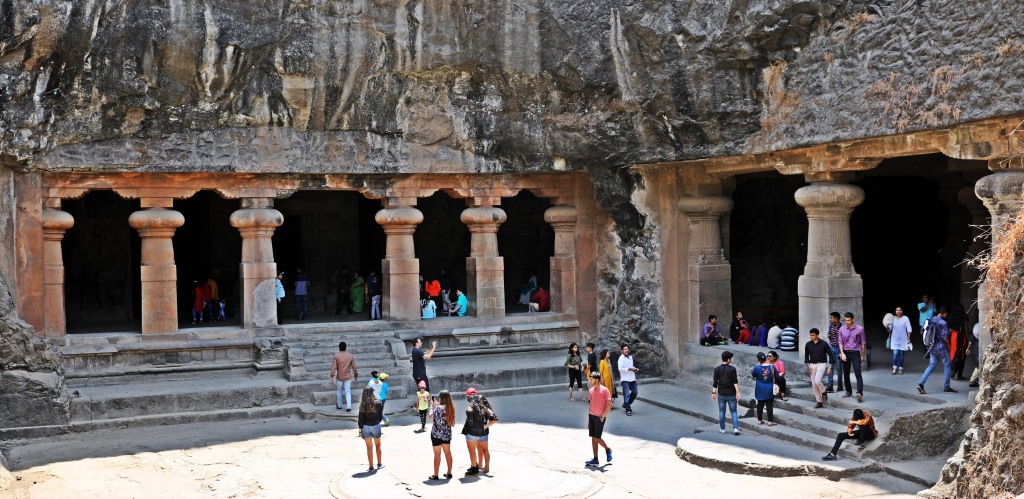 Rock-cut temples, Elephanta Island