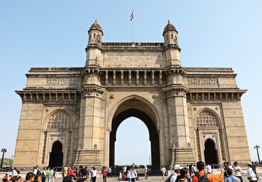 Gateway of India, Mumbai Harbour