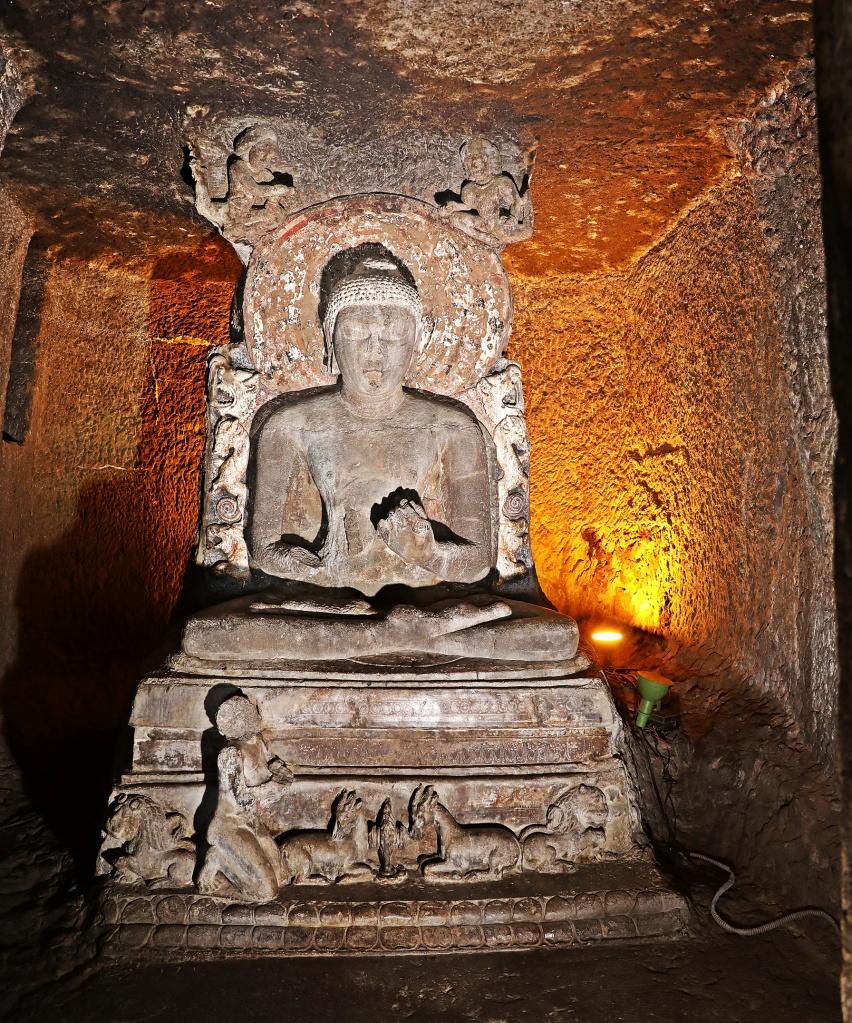 Buddha, Ajanta