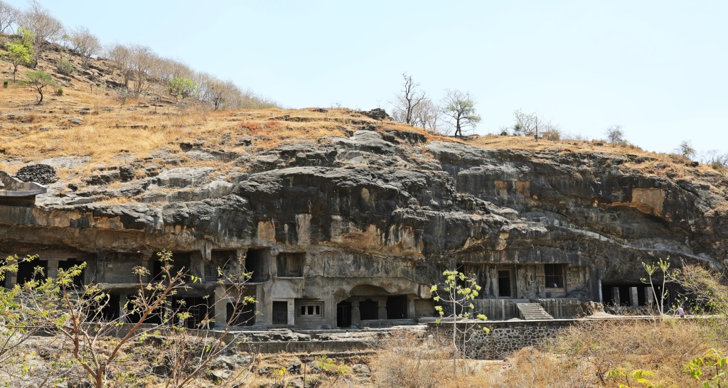 Rock-cut temples, Ellora