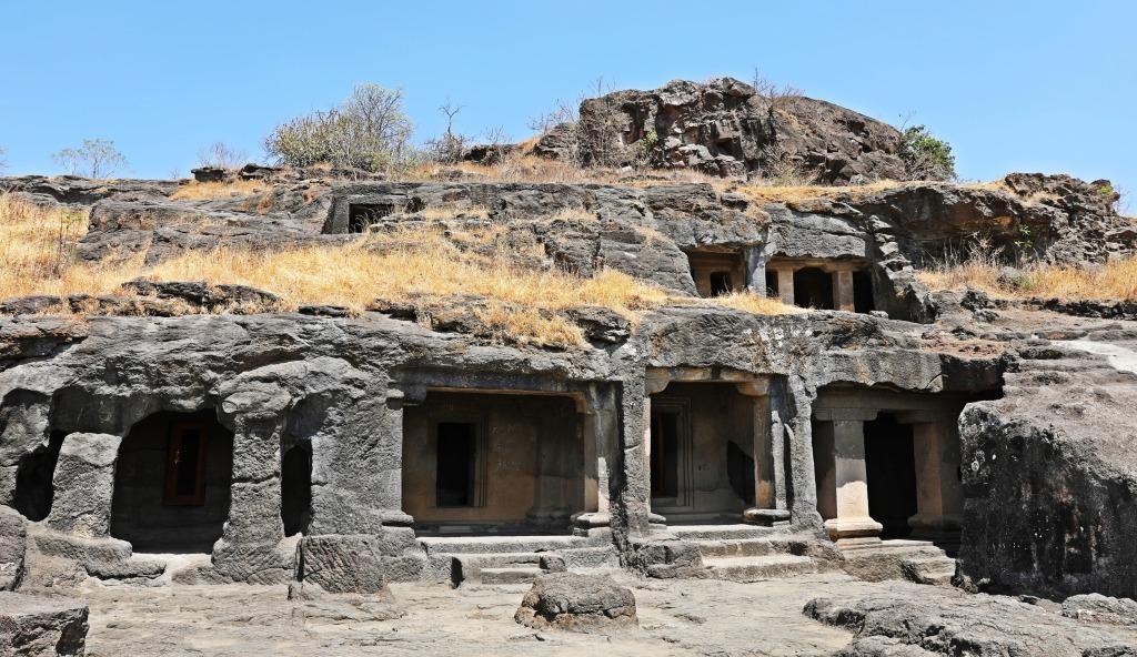 Hindu rock-cut temples, Ellora