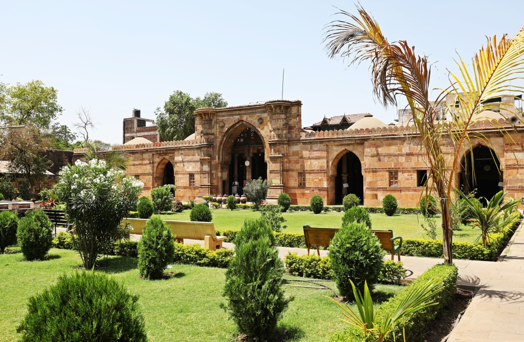 Ahmed Shah's Mosque, Ahmedabad