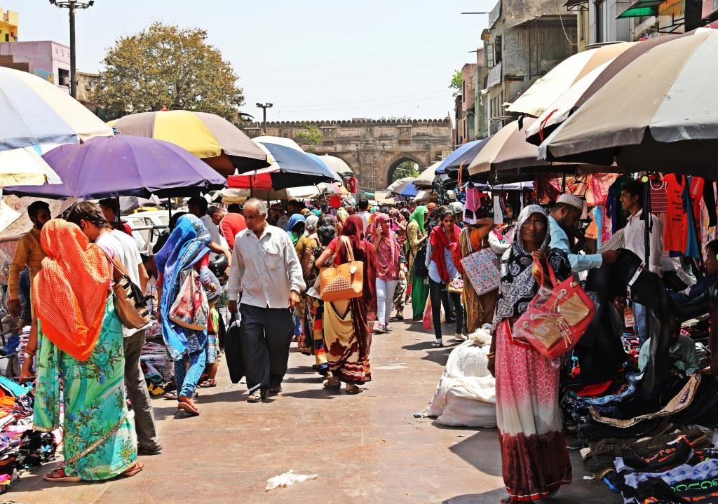 Market, Ahmedabad