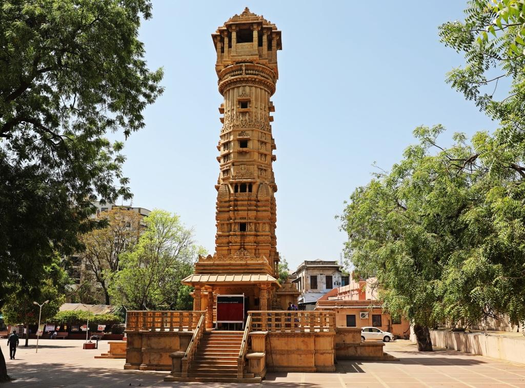 Huthee Singh Jain Temple, Ahmedabad