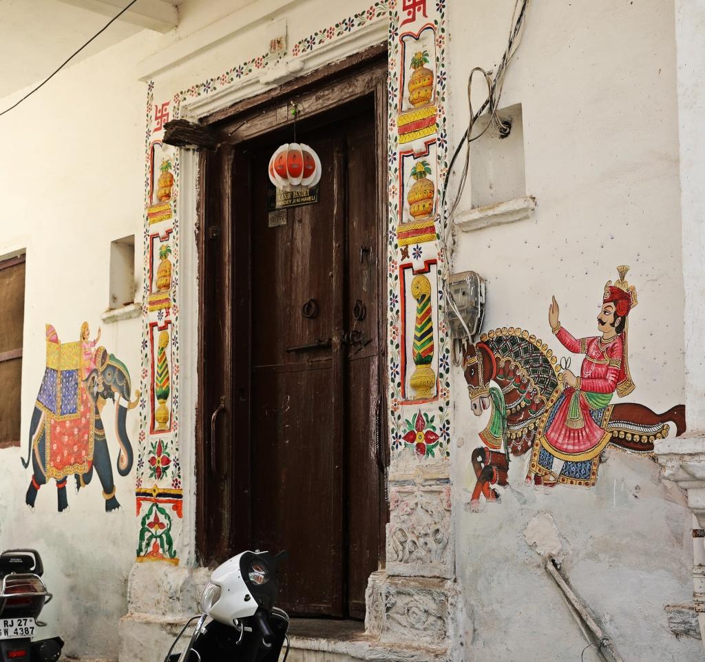 Street art, Udaipur