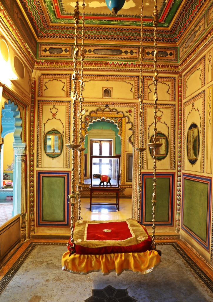 Nursery, City Palace, Udaipur