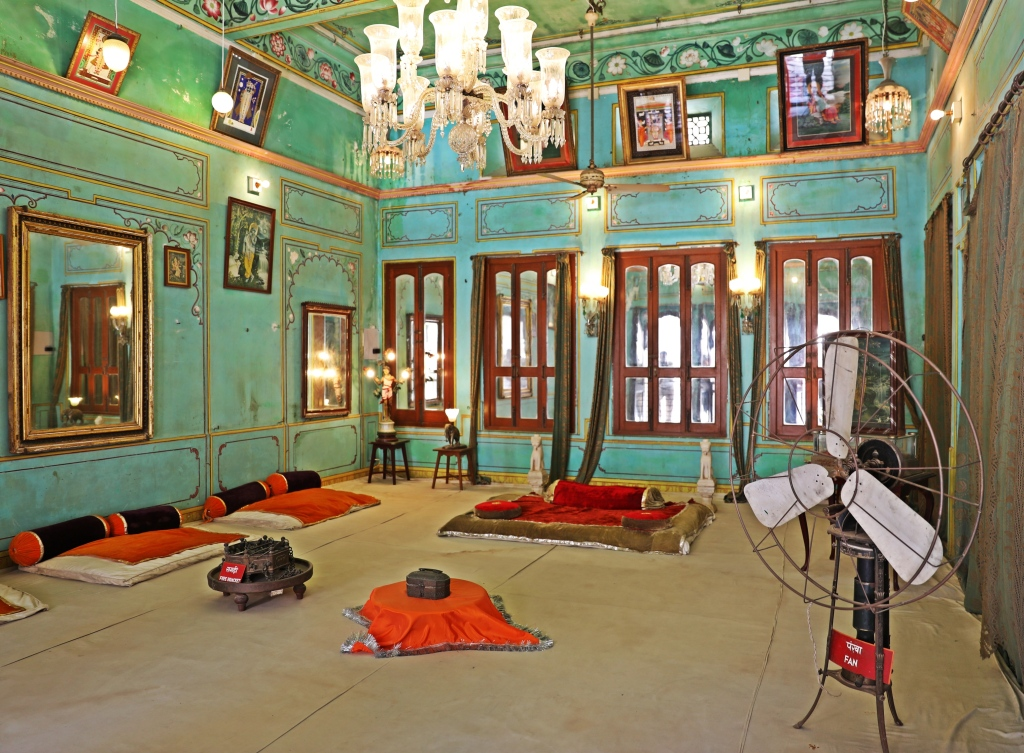 Room in City Palace, Udaipur
