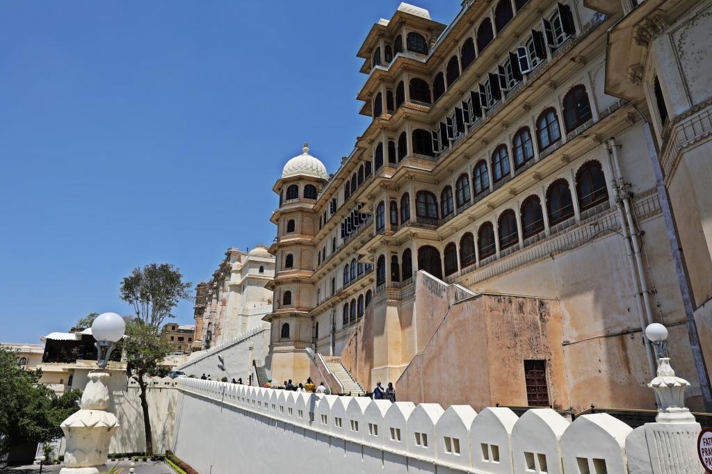 Fateh Prakash Palace Hotel, Udaipur