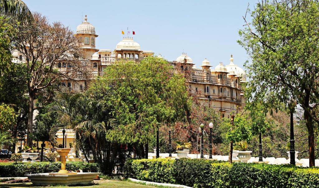 Jagat Niwas Palace Hotel, Udaipur