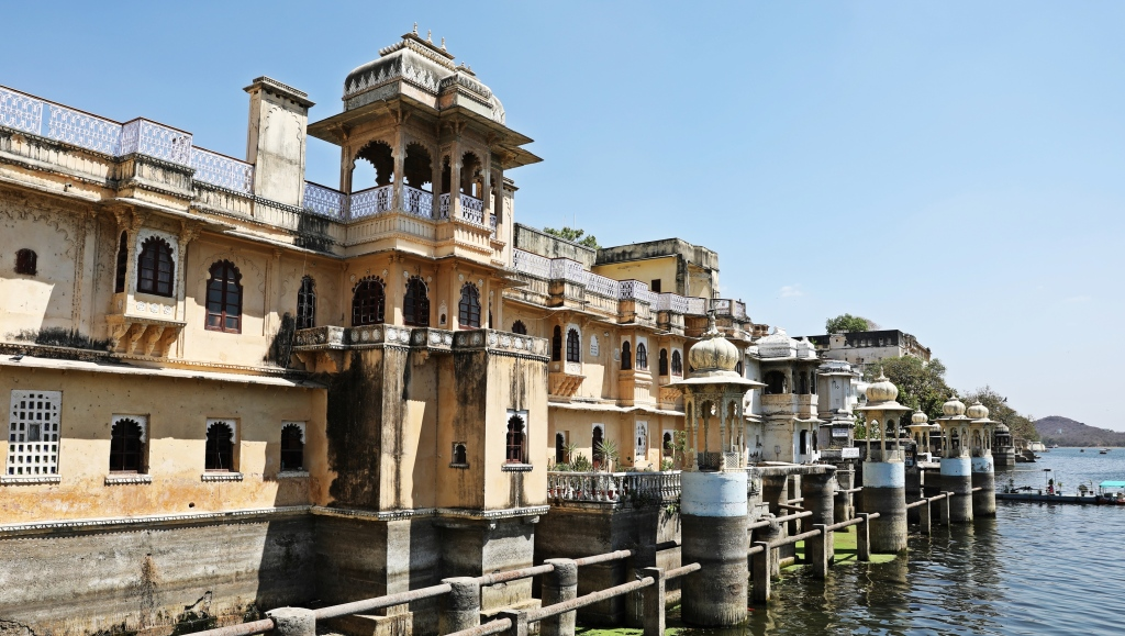 Haveli, Lake Pichola, Udaipur