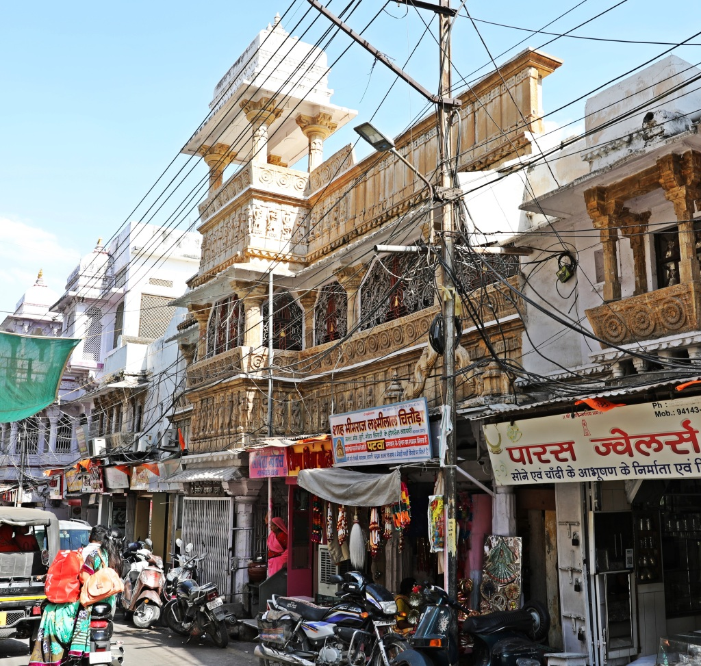 Streets of Udaipur