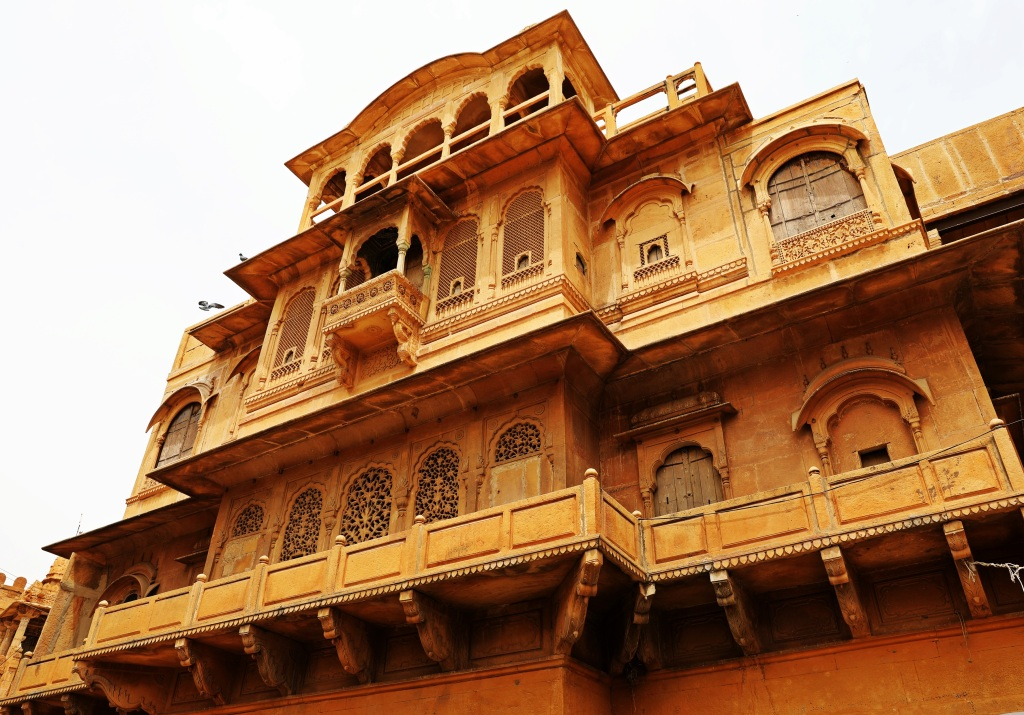 Haveli in Jaisalmer Fort