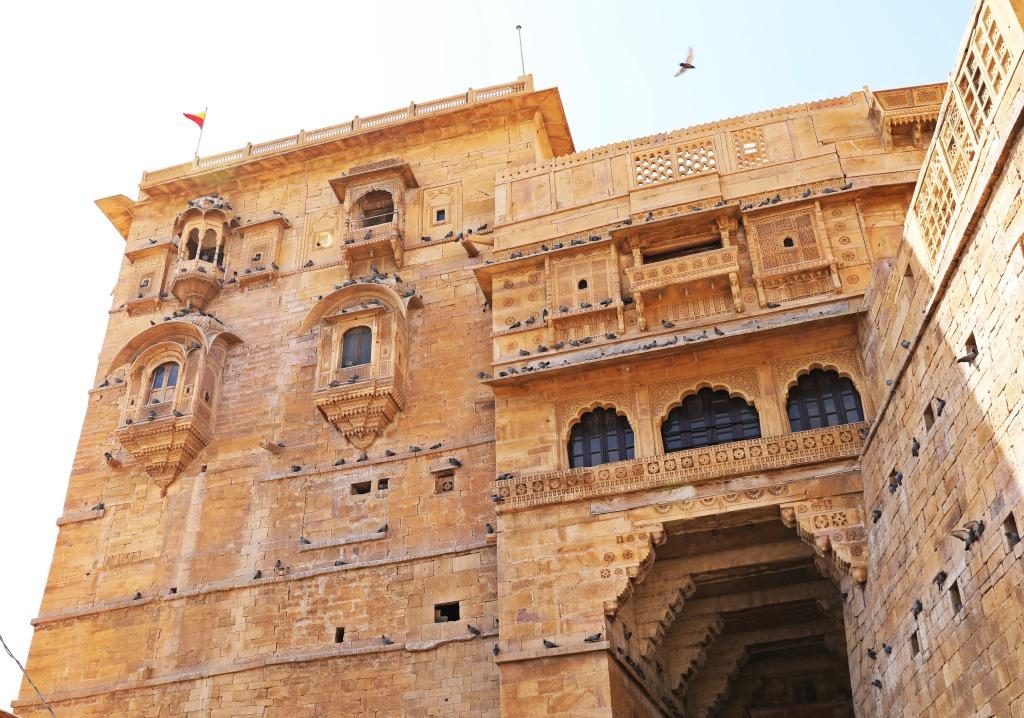 Raj Palace, Jaisalmer Fort