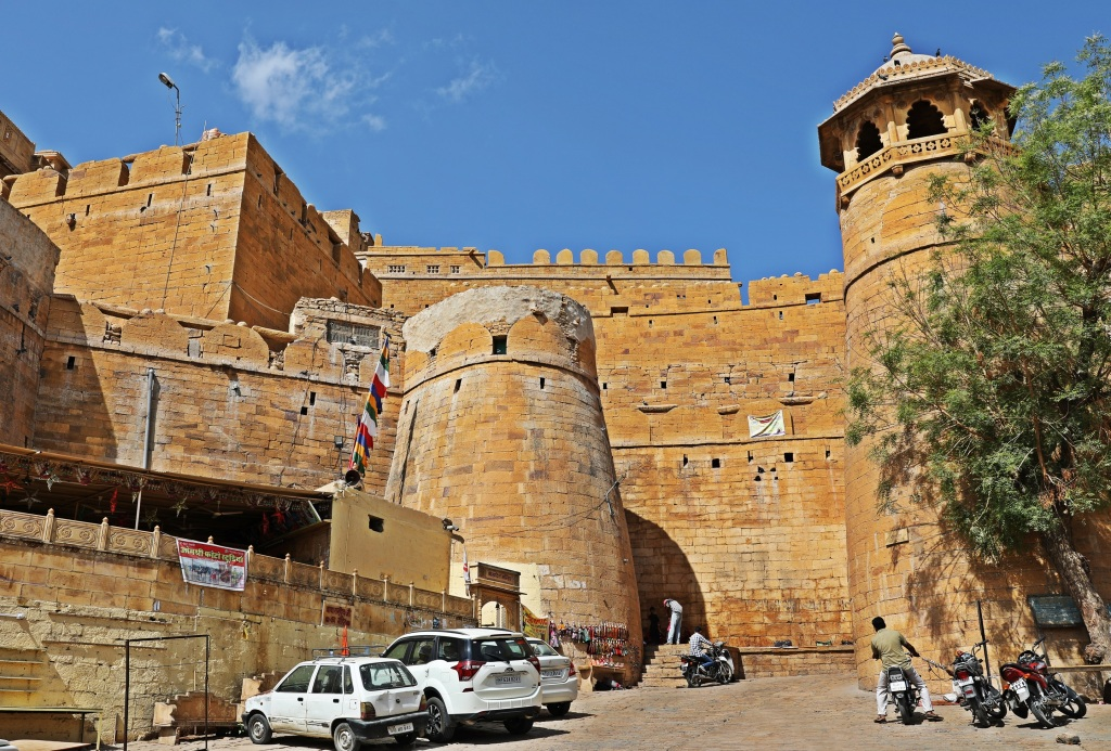 Main Gate, Jaisalmer Fort