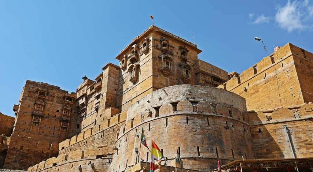 Bastion, Jaisalmer Fort