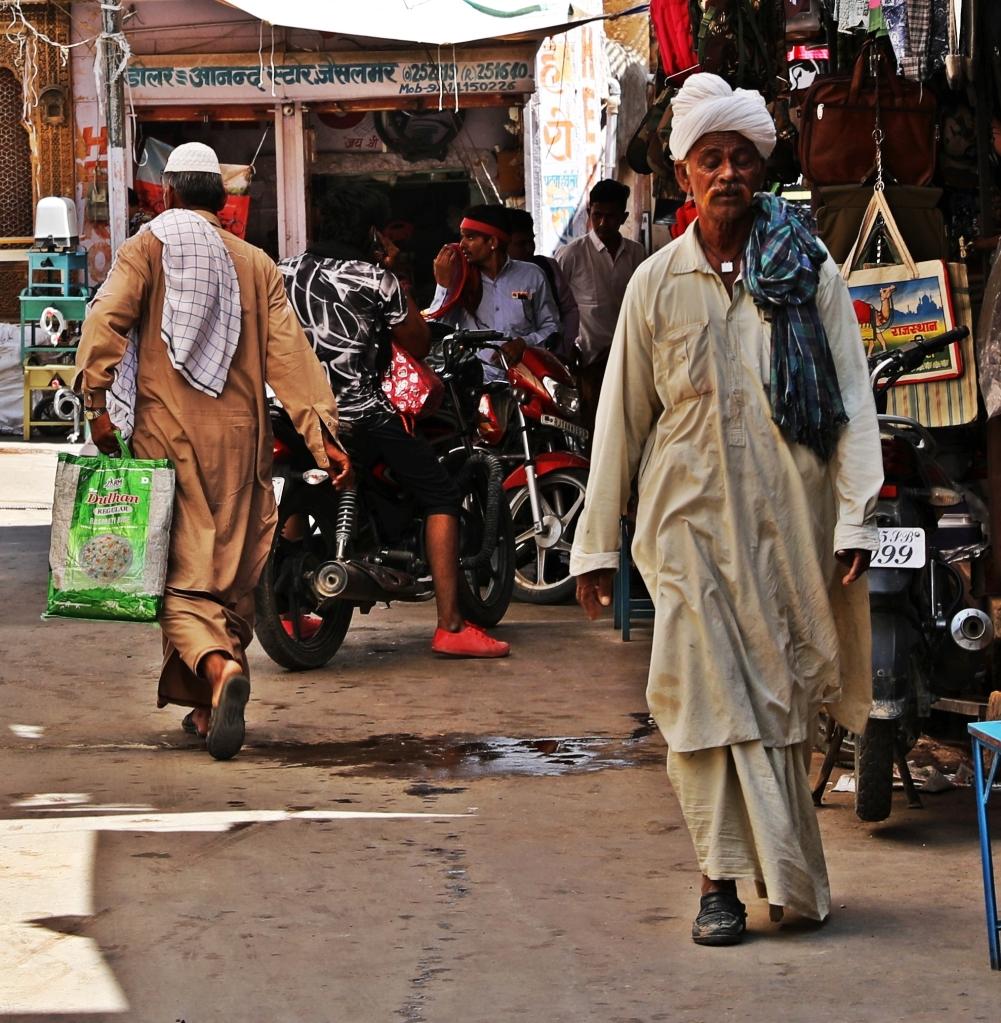 Rajasthani man, Jaisalmer
