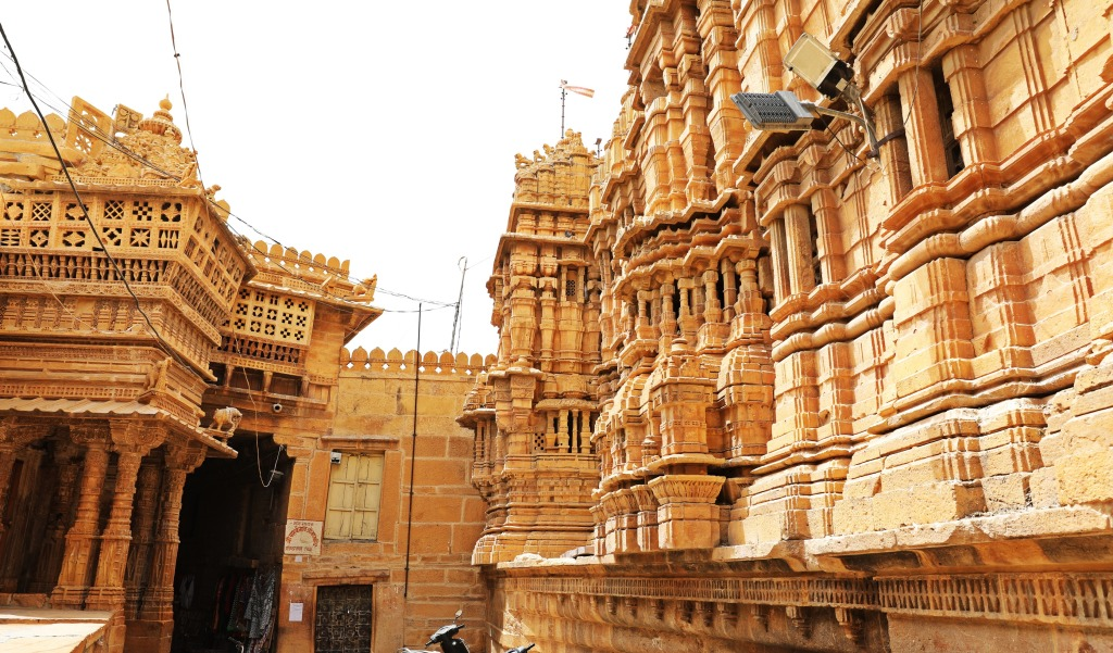Jain Temple, Jaisalmer Fort