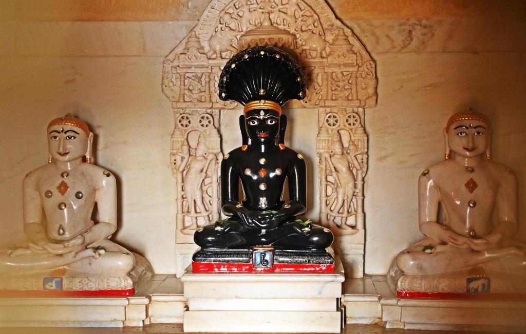 Jain teachers, Amer Sagar Temple