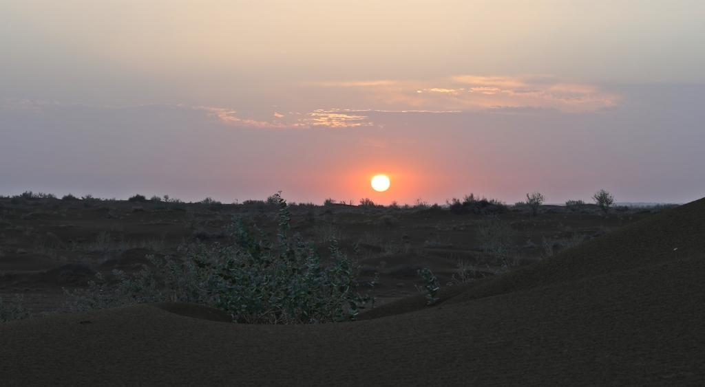 Sunset, Thar Desert