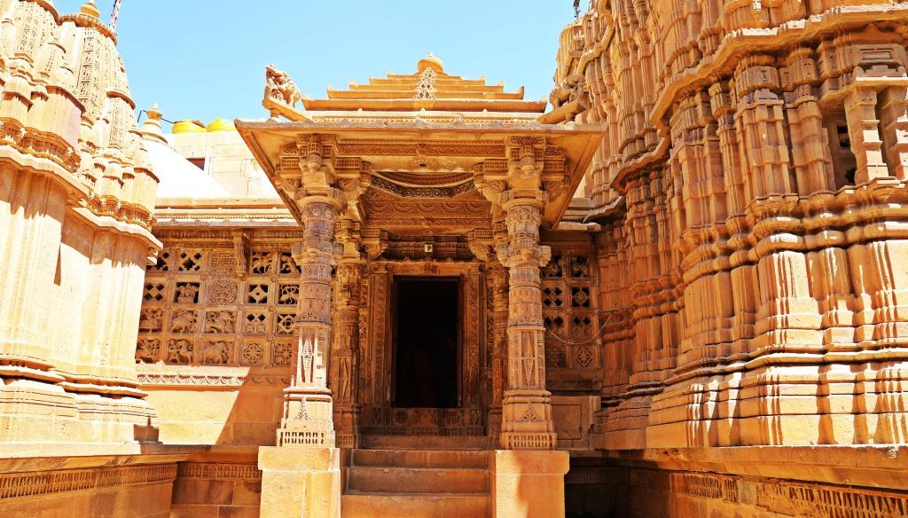 Jain Temples, Jaisalmer Fort