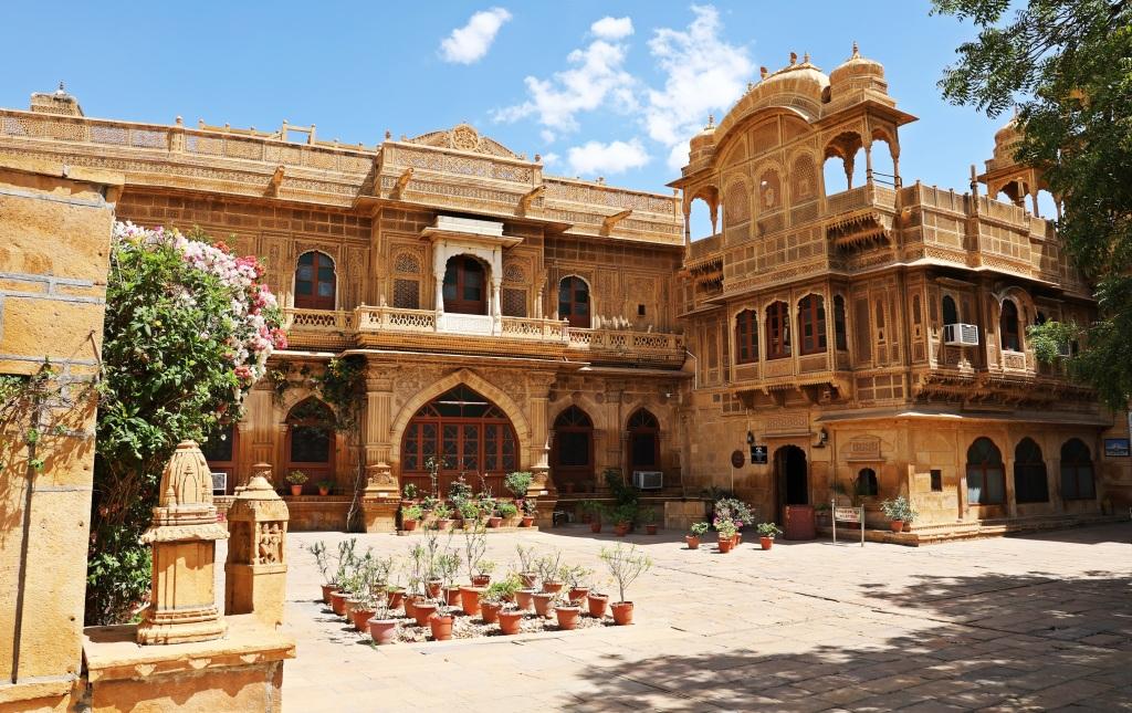 Mandir Palace Hotel, Jaisalmer