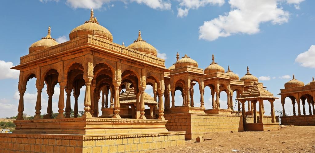 Cenotaphs, Jaisalmer