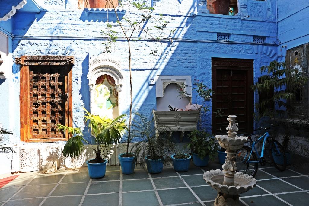 Our hotel, Jodhpur