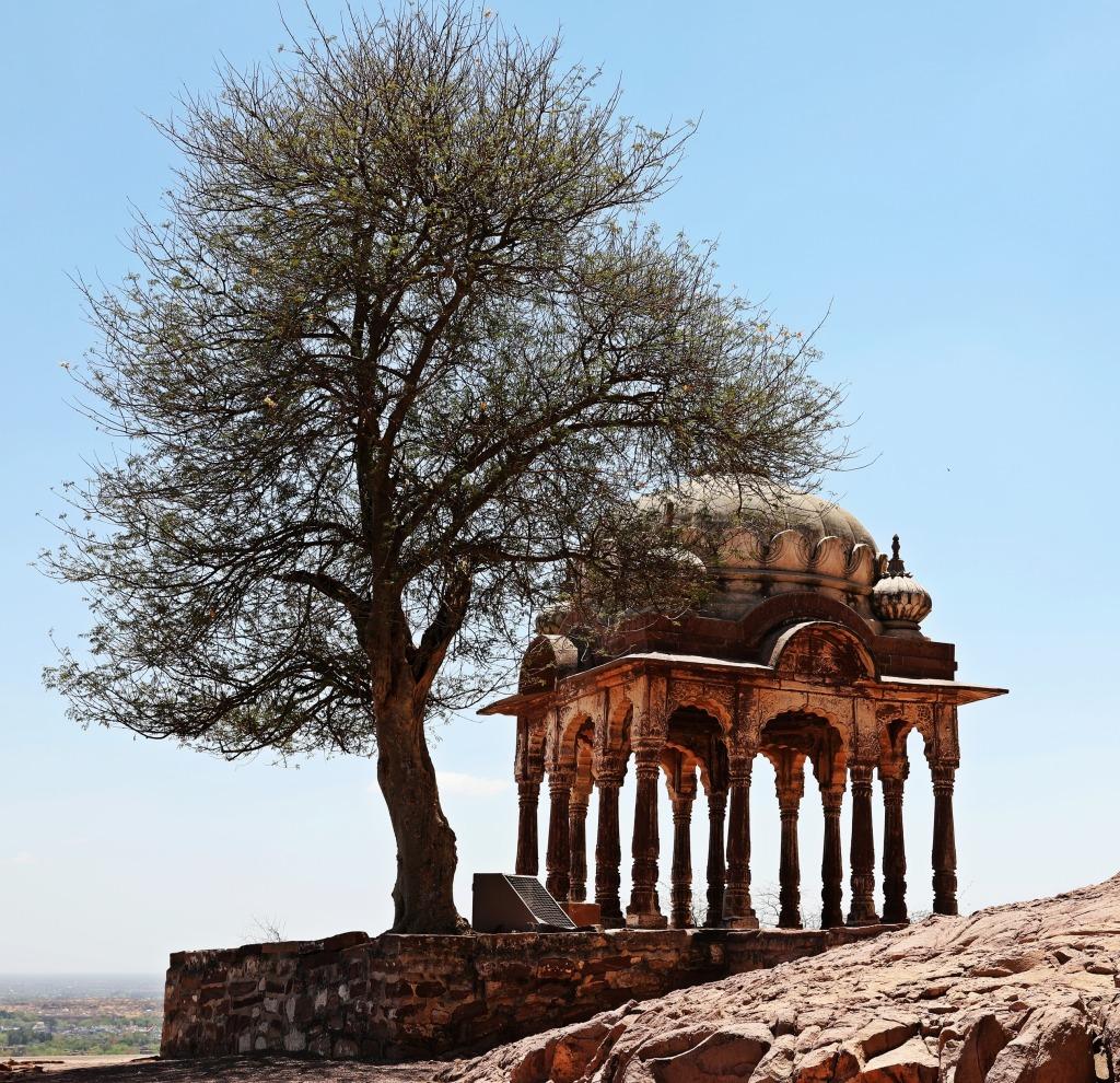 Cenotaph, Mehrangarh Fort, Jodhpur